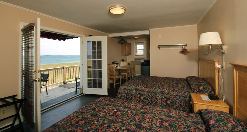 Old Orchard Beach Maine Oceanfront Motel Rooms